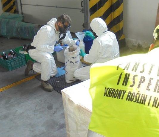Silver Axe IV – zatrzymano ponad 550 ton nielegalnych środków ochrony roślin