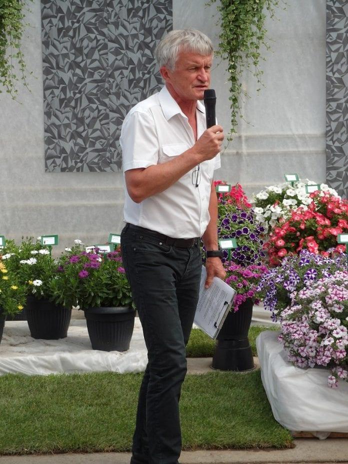 Jerzy Starzyński, prezes spółki Plantpol - fot. I.Sprzączka