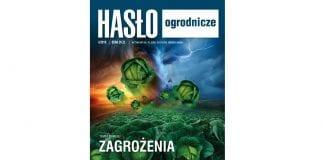 """W najnowszym """"Haśle Ogrodniczym"""" – 4/2019"""