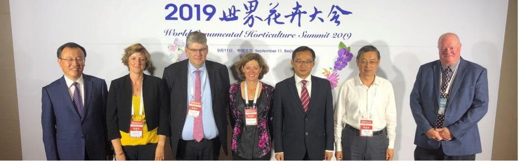 Światowy Szczyt Ogrodnictwa Ozdobnego - uczestnicy konferencji