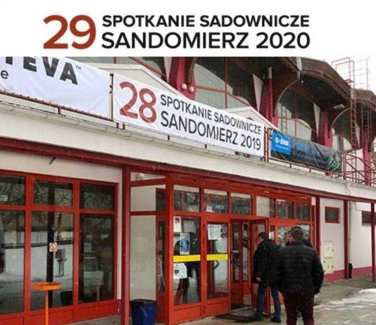 Już za miesiąc 29 Sandomierskie Spotkanie Sadownicze