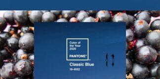 Classic Blue w żywności