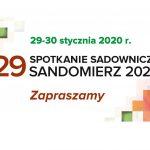 Już w najbliższą środę rozpocznie się 29 Spotkanie Sadownicze Sandomierz