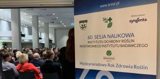Trwa 60. Sesja Naukowa Instytutu Ochrony Roślin – PIB