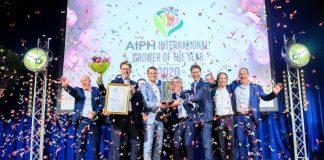 Firma Anthura Międzynarodowym Ogrodnikiem Roku