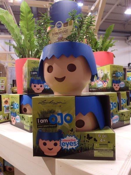 Jeden ze sposobów na zachęcenie dzieci do uprawy roślin