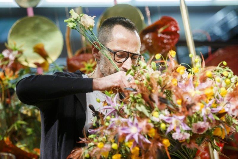 Pokaz florystyczny