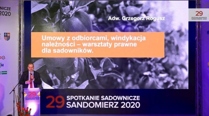 Umowy z odbiorcami, windykacja należności - warsztaty prawne dla sadowników