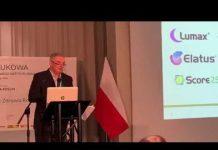 Wystąpienia Marka Łuczaka – prezesa zarządu Syngenta Polska podczas 60. Sesji Naukowej Instytutu Ochrony Roślin w Poznaniu.