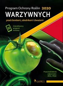 Program ochrony roślin warzywnych 2020 - okładka