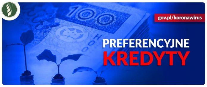 Baner preferencyjne kredyty