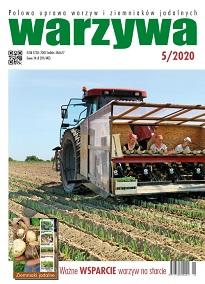 Warzywa nr 5/2020
