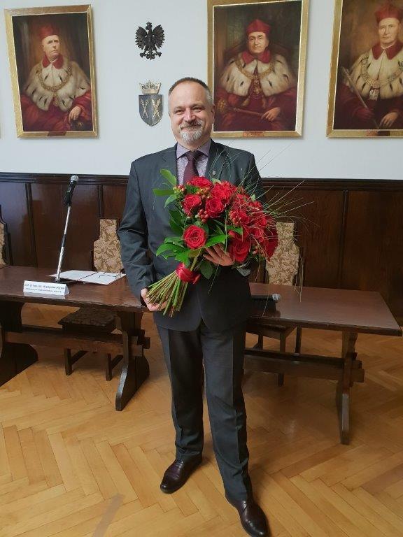 Dr hab. inż. Sylwester Tabor, prof. UR