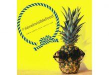 #saveinvisiblefood – kampania na rzecz zapobiegania marnotrawieniu żywności
