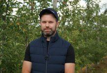 Parch jabłoni: Aktualna sytuacja w sadach, Szymon Jabłoński, Bayer 07.07.2020