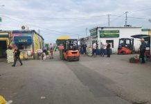Przestrzeganie zasad reżimu sanitarnego na terenie Kompleksu Handlowego Rybitwy