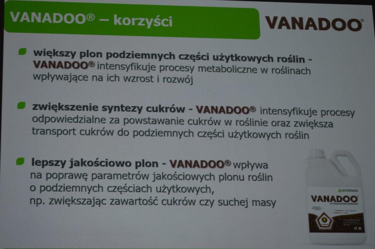 Vanadoo - biostymulator Intermag