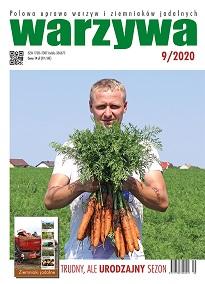 Warzywa 9/2020 - okładka