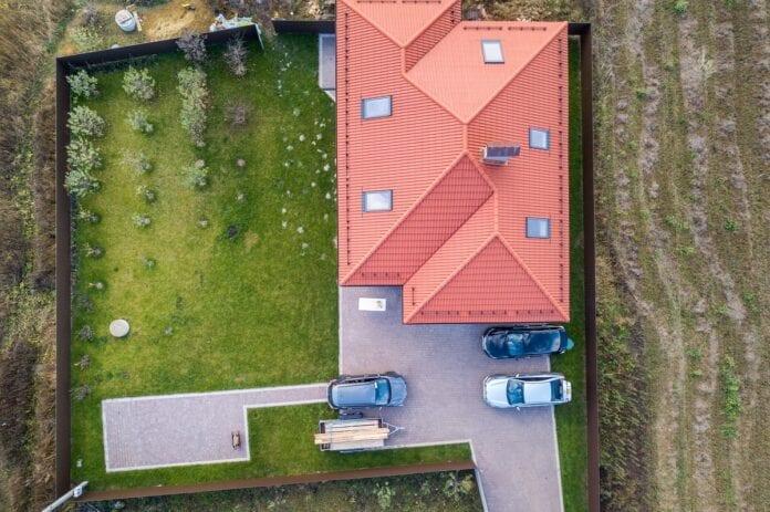 Usytuowanie domu na wąskiej działce