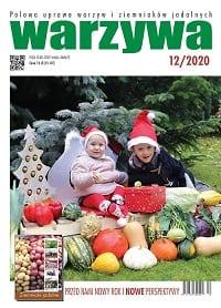 Warzywa numer 12/2020 - okładka