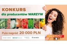 """""""W jak Warzywa"""" – konkurs dla producentów warzyw. Zgarnij cenne nagrody!"""