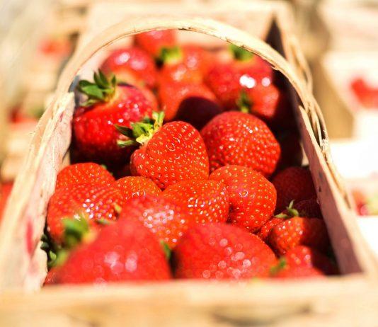 Truskawki najpopularniejszym owocem w Polsce