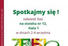 Ekologiczna alternatywa dla doniczek plastikowych od Ceres na Targach Zieleń to Życie & Flower Expo Polska w Warszawie
